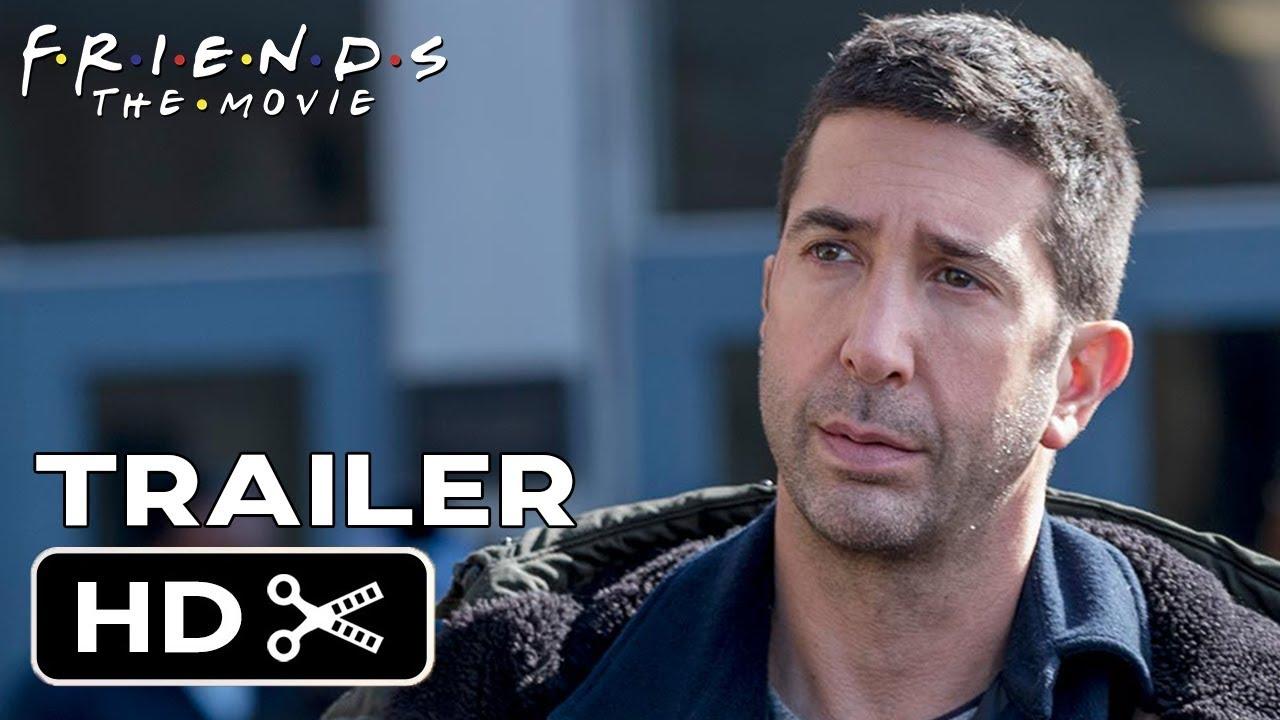 FRIENDS Movie (2019) Trailer Concept #1 - Jennifer Aniston, David Schwimmer  Friends Reunion
