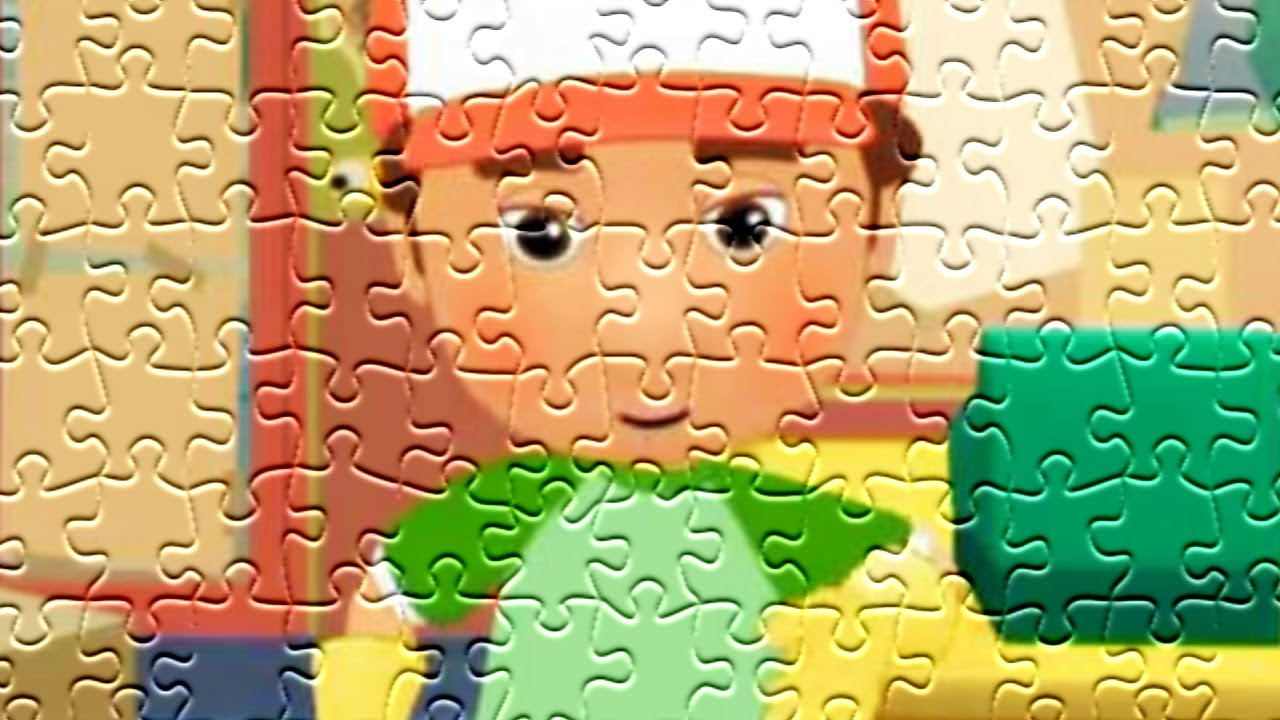 Handy Manny Puzzle For Kids