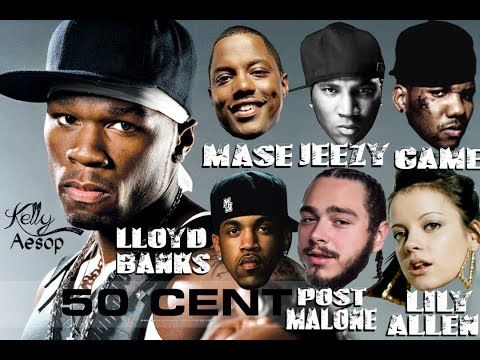 50 Cent  Window Shopper MEGAMIX 8 VERSES Game, Jeezy, Post Malone, Lloyd Banks, MORE
