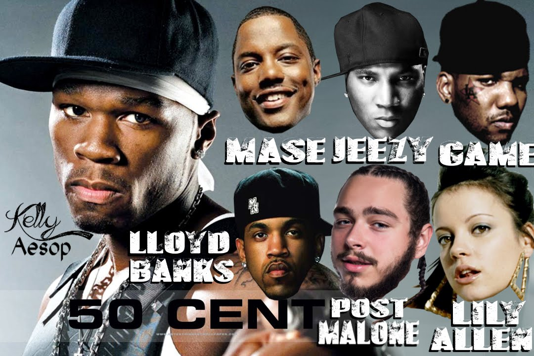 50 Cent - Window Shopper MEGAMIX 8 VERSES (Game, Jeezy, Post Malone, Lloyd Banks, MORE)