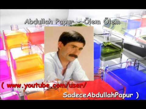 Abdullah Papur - Ötme Bülbül Dinle mp3 indir