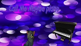 Roblox Call Me Maybe piano