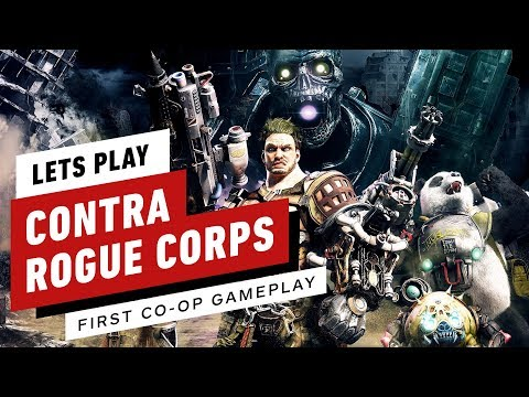 Konami Teases First Look On The Local Co-Op Gameplay For