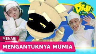 Download Mp3 Mengantuknya Mumia | Jom Menari Bersama Didi & Friends | Didi Lagu Baru
