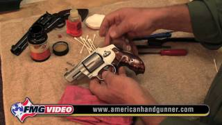 Lazy Guy Guide To Revolver Cleaning