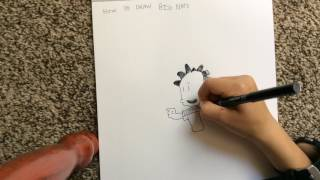 How to Draw Big Nate