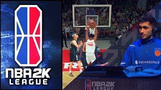 NBA 2K League Show #1: Opening Day Recap - GAME WINNER! NBA 2K18 Gameplay