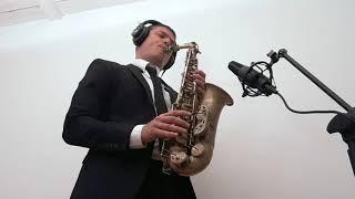 Imagine - John Lennon - alto sax - free score