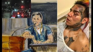 The Full 6ix9ine Kidnapping Video Finally Released! 6ix9ine Confesses how he Truly Escaped (Day 2)