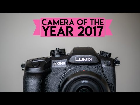 5 Reasons the Panasonic GH5 is the BEST Camera of