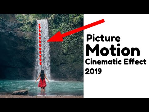 Motion Instagram Effect Using Android/iPhone Create Moving Photos / Motion Photos |