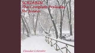 5 Preludes, Op. 74: No. 3