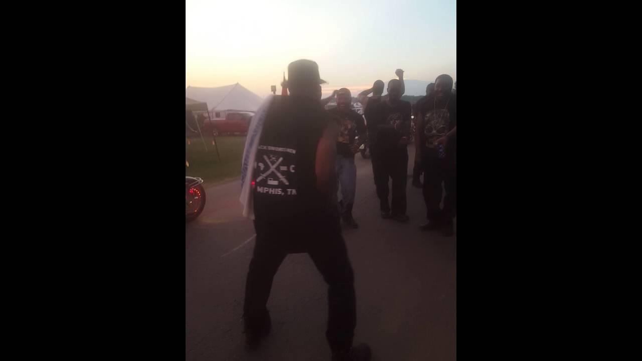 National black bikers roundup 2016 - Blackswordsmen Aug 2016