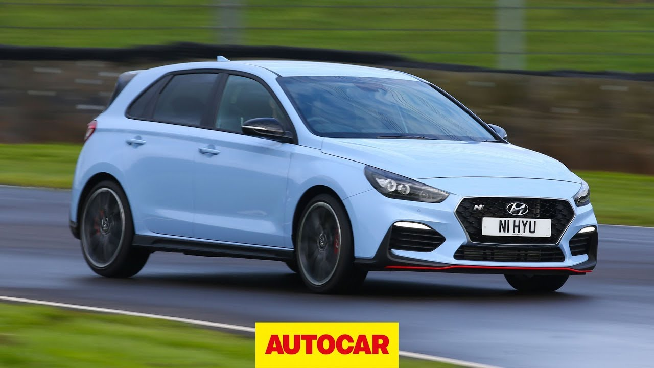 hyundai i30n 2018 review 275bhp hot hatch track tested. Black Bedroom Furniture Sets. Home Design Ideas
