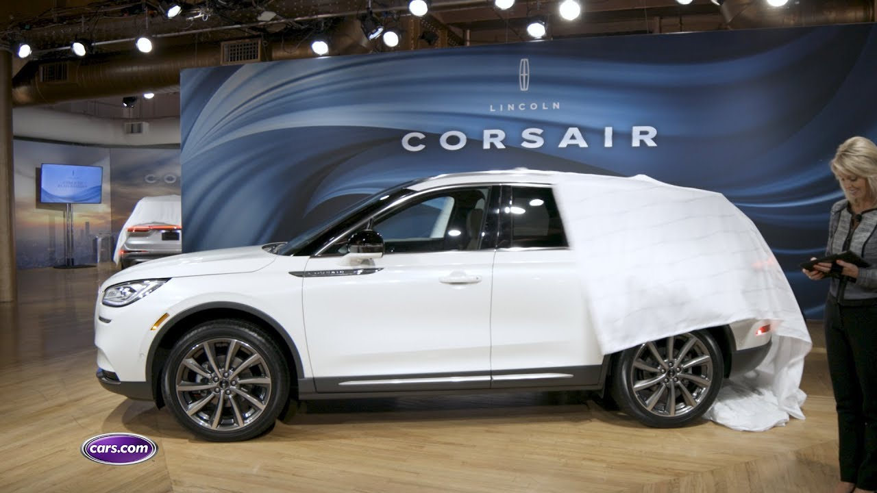 2020 Lincoln Corsair: Info, Interior, & Specs — Cars.com