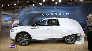 2020 Lincoln Corsair: Info, Interior, & Specs — Cars.com
