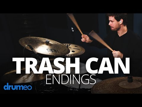How to Pull Off Trash Can Endings on the Drums