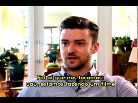 Justin Timberlake interview Fantástico