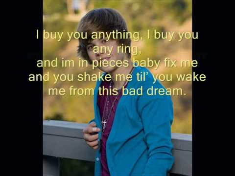 justin bieber BABE!! Lyrics