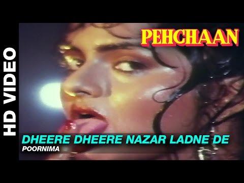 Dheere Dheere Nazar Ladne De - Pehchaan   Poornima   Saif Ali Khan & Madhoo
