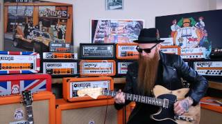 Mix - Orange Rockerverb MKIII - Heavy tones with Mikey Demus of Skindred