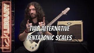 Two Alternative Pentatonic Scales   Nick Jennison   Guitar Lessons