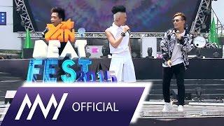 passion band - lien khuc tinh yeu mau nang  nong  quat giay  yan beatfest 2015