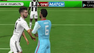 Dream League Soccer 2018 Android Gameplay #62