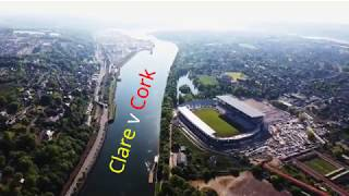 Cork v Clare 2018 Munster Hurling Championship (promo)
