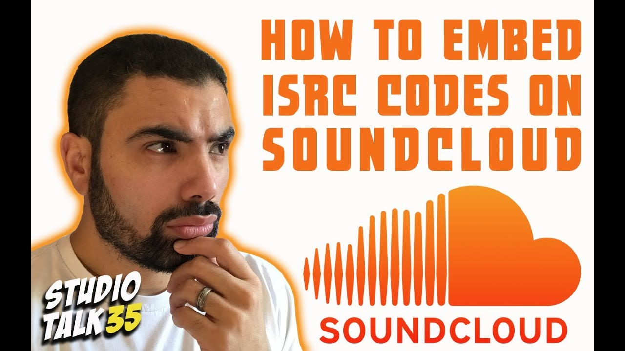 HOW TO EMBED ISRC CODES on SOUNDCLOUD - STUDIO TALK #10