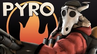 Team Fortress 2 | Pyro Gameplay