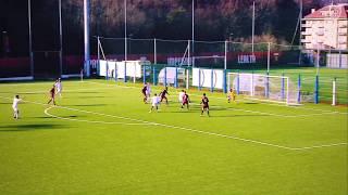 Genoa-Cagliari Primavera 1-3, gli highlights
