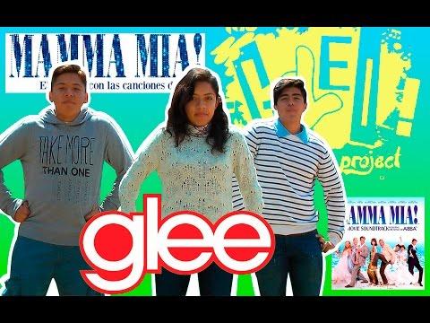 Glee: Mamma Mia - full performance from The Gleo Project