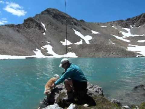 Sun Valley Idaho Alpine Fly Fishing