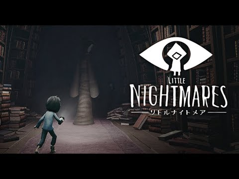 PETER, EL ULTIMO NIÑO  |  Little Nightmares The Residence
