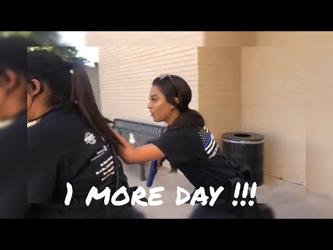 Preparing for competition day 4 || police explorers