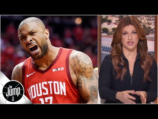 The key to Rockets vs. Warriors? In Game 4 it was grit, Rachel Nichols says | The Jump