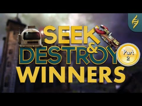 Seek & Destroy Winners Pt2