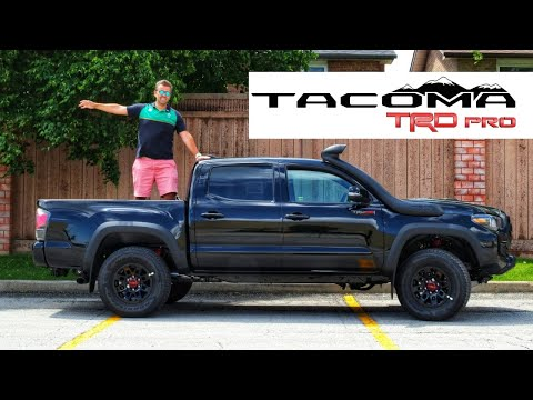Toyota Tacoma TRD PRO: Daily Driver Test | Full Review