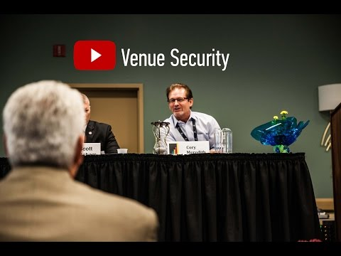 Cory Meredith on the evolution of venue security.