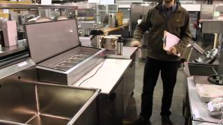 (2014) February 1st Restaurant Auction – Updated With More Equipment - 11am In Burnaby