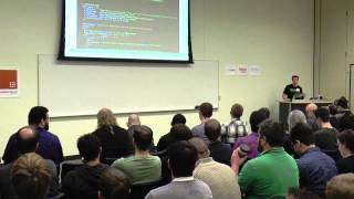 MinneBar 8: All the monitoring; forget everything you knew about nagios, zabbix and ganglia