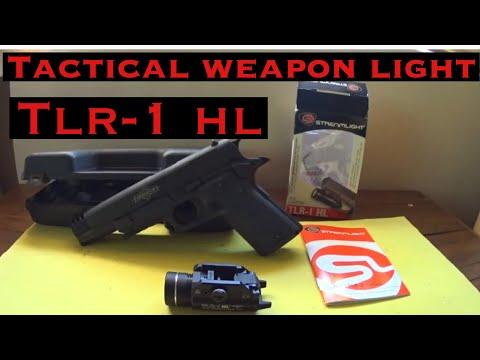 TLR-1HL Tactical weapon light