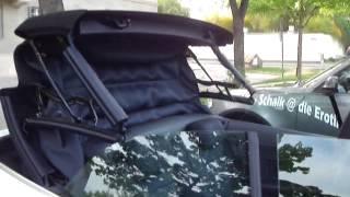 VW golf cabrio 2013