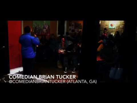 Comedian Brian Tucker Gives Dating Advice