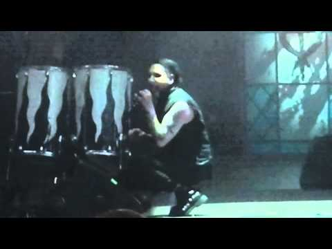 Marilyn Manson - Angel With the Scabbed Wings (Live @ Molson Canadian Amphitheatre)