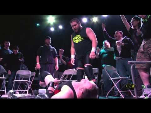 CZW: Kevin Steen vs. DJ Hyde (CZWstudios.com)