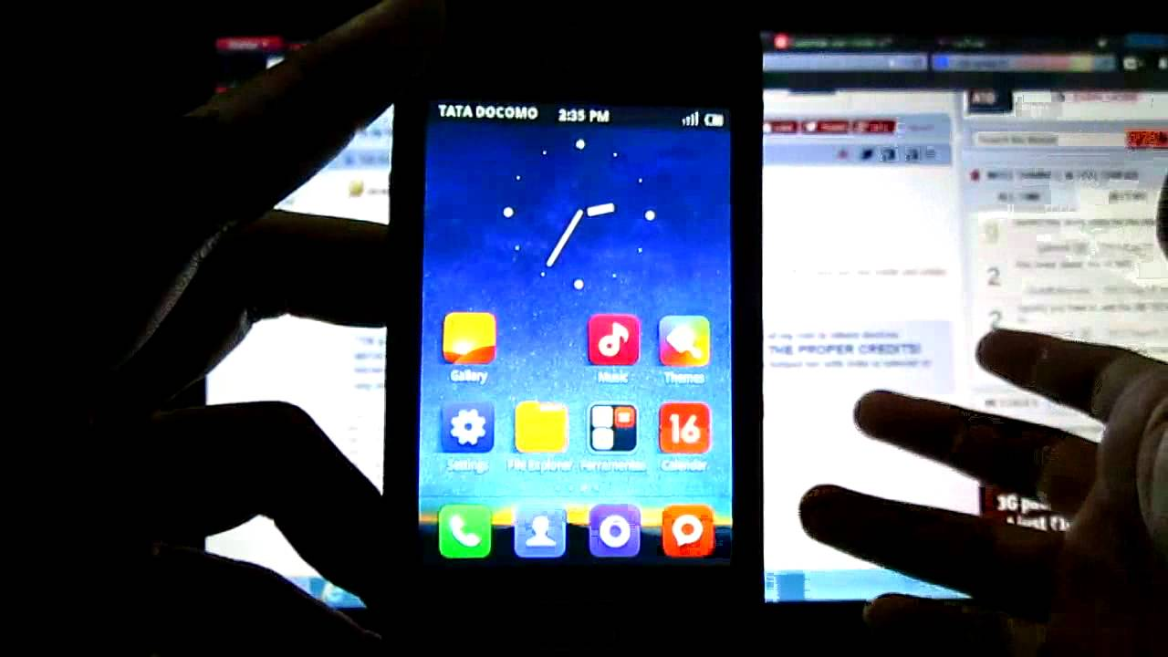 Galaxy ace gt-s5830 Miui Life v6 installation and overview