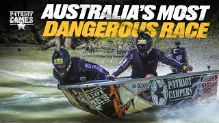 It's Race Day on the Murray River, TINNY BASHING at the Dinghy Derby • Season 2