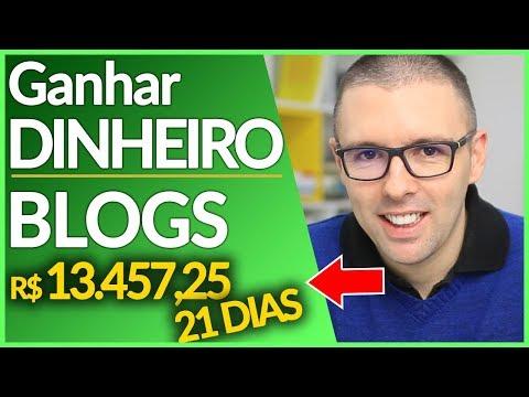 ❤️️ Como GANHAR DINHEIRO com BLOGS | Ganhar Dinheiro Na Internet Com Blogs